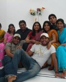 bunny & charan family